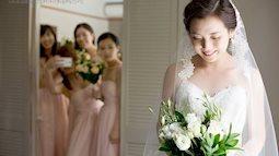 Giảm 7,5kg để mặc mặc váy cưới yêu thích, cô dâu trẻ gặp phải nhiều phiền toái