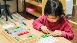 Bố mẹ dễ dàng dạy con ở tuổi mẫu giáo học toán với 5 kỹ năng sau
