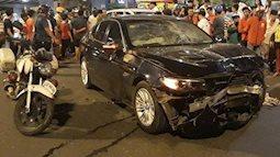 Gây tai nạn do giày cao gót: Cư dân mạng nghi lời khai của nữ tài xế thiếu trung thực