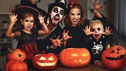 Thông điệp tinh tế cho con qua những câu chuyện trong lễ hội Halloween
