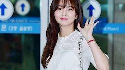 Diện trang phục trắng tinh khôi như Kim So Hyun để trở nên nổi bần bật