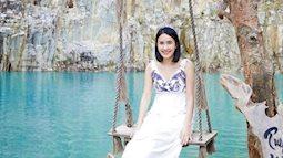 Hình ảnh tươi xinh tựa thiên thần của hot girl Thái Lan Mary R tại Đà Lạt
