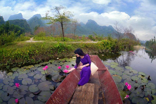 Tại sao nên đến Chùa Hương vào cuối thu?