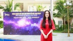 Hoa hậu Mai Phương Thúy tiết lộ lý do tăng 10 kg là do mỳ gói