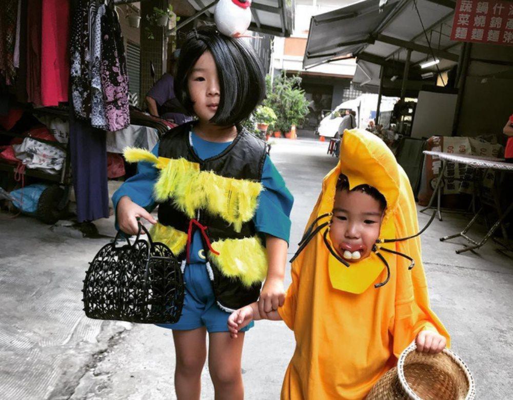 Halloween ngắm hình ảnh mới nhất của cô bé Vô Diện, ai cũng cười ngất