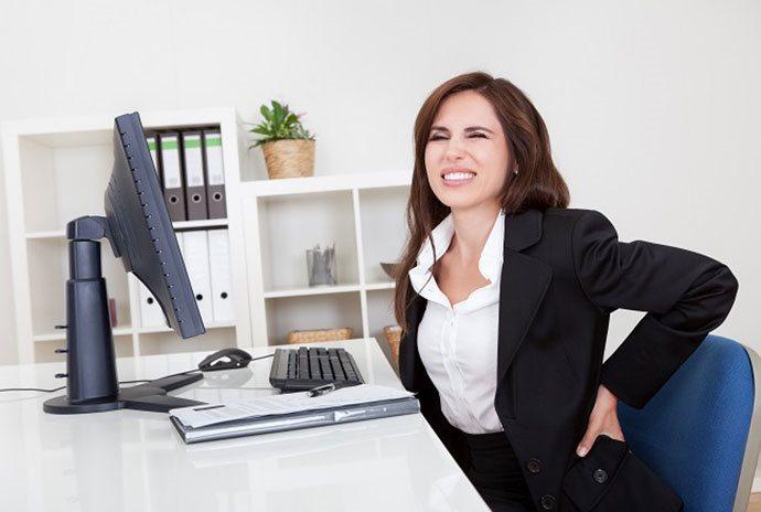 Bệnh xương khớp ở dân văn phòng và cách ngăn chặn