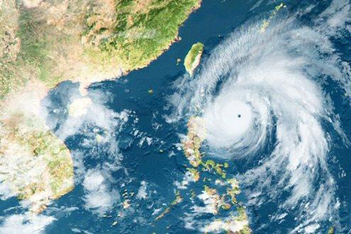 Siêu bão cấp 16 đang tiến vào biển Đông với tốc độ cực mạnh, cha mẹ lưu ý