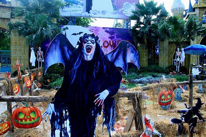 Halloween này đừng bỏ qua những điểm đậm chất chơi ở Hà Nội