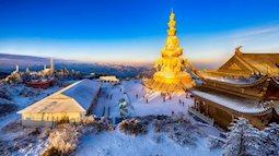 Vẻ đẹp mê hoặc của những địa danh từng xuất hiện trong các tác phẩm kinh điển của cố nhà văn Kim Dung