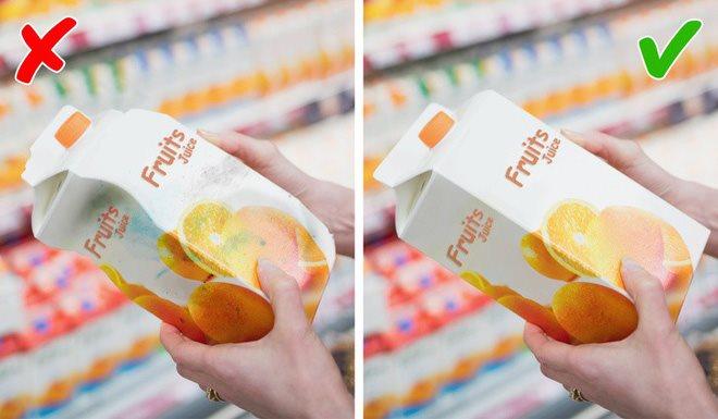 Luôn mua được thực phẩm có chất lượng trong siêu thị chỉ với những bí kíp sau