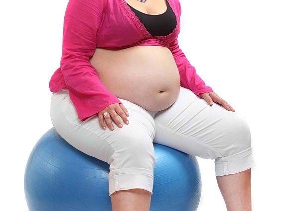 Nếu bạn bị béo phì hãy cẩn thận những nguy cơ sau nếu mang thai
