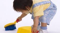 """Với """"Phương pháp Maya"""" sẽ giúp trẻ chăm chỉ làm việc nhà, sống tự lập"""