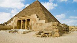 Nếu thích khám phá, bạn có thể đến Kim tự tháp an táng vua Khafre Ai Cập mới mở cửa lại