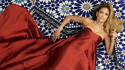 Nếu muốn đổi phong cách, bạn có thể diện đầm dài miên man như  Jennifer Lopez