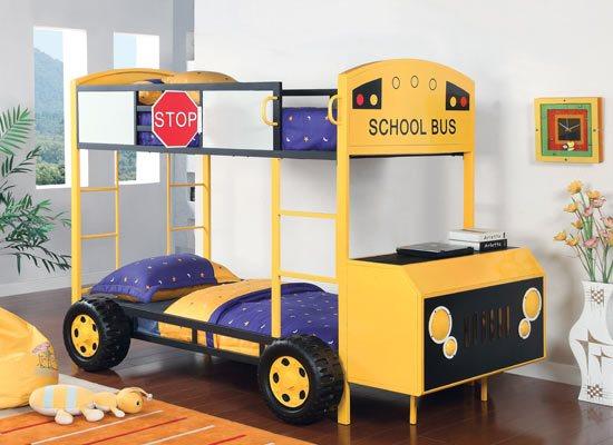 Nhà chật tội gì không mua giường tầng để cho đám trẻ 'ra riêng' sớm hơn