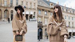 Quên maxim đi, váy len body sẽ là sự lựa chọn hoàn hảo cho mùa đông