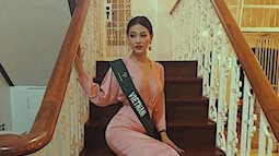 Học hỏi hoa hậu Phương Khánh trong cách chọn trang phục sang chảnh
