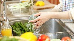 Bí quyết giúp người Nhật có đồ ăn thơm ngon hơn nằm ở khâu rửa thực phẩm