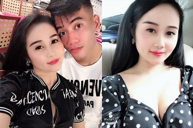 Cộng đồng mạng ngây ngất trước vẻ đẹp của bạn gái cầu thủ Tuyến Linh