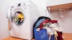 Mách bạn cách dùng máy giặt đỡ tốn điện và nước