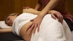 Những lưu ý không thể bỏ qua nếu bà bầu muốn đi massage thư giãn