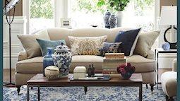 Mùa đông hãy mang lại ấm áp và sang trọng cho nhà bạn bằng những thứ cực đơn giản