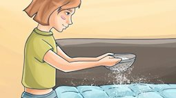 Điều kỳ diệu gì sẽ xảy ra nếu bạn rắc baking soda lên giường nệm
