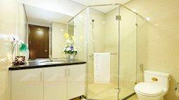 Bồn tắm đứng – gợi ý cho một phòng tắm tiện nghi và hiện đại