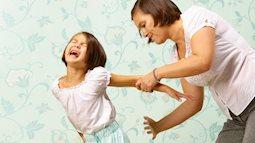Cha mẹ đánh đòn, sỉ nhục: Có ngày con bị tâm thần!