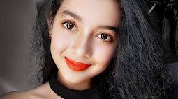 Cô gái người Khmer đẹp như Tây khiến ai cũng trầm trồ
