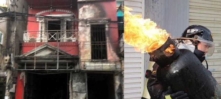 Từ vụ nổ kinh hoàng khi thay bình ga tại Hà Nội: Dùng bình ga kiểu này như ôm bom nổ chậm!