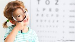 Giúp con ngăn ngừa nguy cơ cận thị bằng thực phẩm