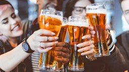 Mỗi ly rượu vượt mức khuyến cáo sẽ rút ngắn tuổi thọ xuống 30 phút