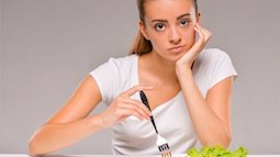 Chứng chán ăn nguy hiểm chả kém gì béo phì