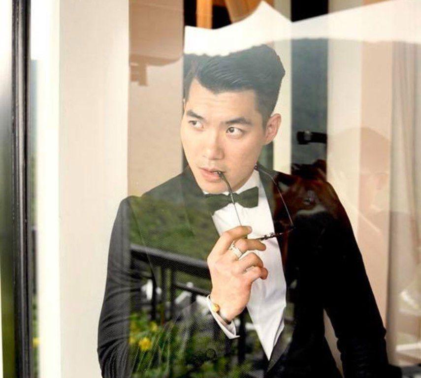 Cuối cùng đám cưới của Trương Nam Thành và cô dâu gia thế khủng diễn ra viên mãn