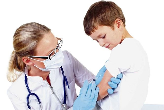 Ngày 26/11, Hà Nội sẽ triển khai tiêm bổ sung vacxin sởi, rubella cho trẻ dưới 5 tuổi