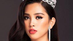 Ngắm hoa hậu Tiểu Vy sang chảnh với kiểu đầm trễ vai tại Hoa hậu Thế giới 2018