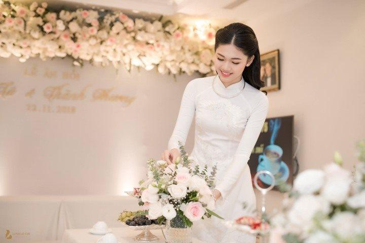 Á hậu Thanh Tú nói gì khi quyết định lấy chồng hơn 16 tuổi