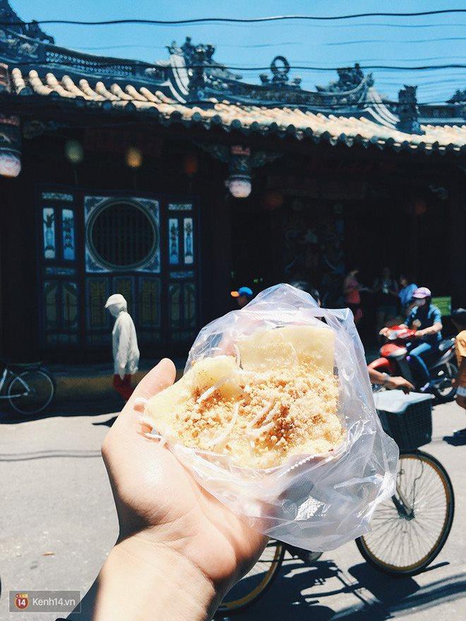 Bánh sắn sập – Món ngon khó quên ở phố cổ Hội An