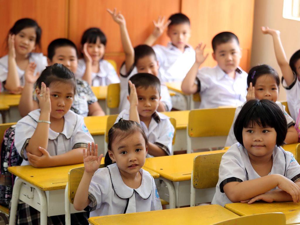 Từ vụ 231 cái tát của học sinh: Trẻ không được dạy chống lại cái xấu?