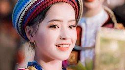 Gương mặt đại diện thương hiệu Hoa Tam Giác Mạch Hà Giang hóa ra là cô bé bán hạt năm nào