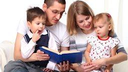 Những thói quen sau của bố mẹ sẽ giúp con thông minh, lanh lợi hơn