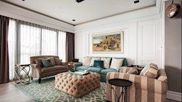 Muốn gia đình hạnh phúc hãy đầu tư 1 bộ sofa