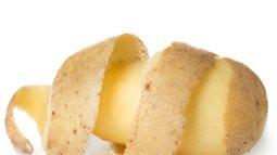Bạn sẽ không thể ngờ được vỏ khoai tây rất có lợi cho sức khoẻ