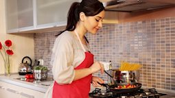 Mẹo chữa cháy cho những nàng dâu vụng khi vào bếp