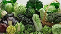 Cảnh báo: ăn rau có lá dễ gây ngộ độc hơn củ quả