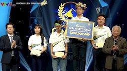 Màn về đích kịch tính của 10X Thái Bình để giành giải nhất tháng 3, quý 1 Đường lên đỉnh Olympia