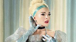 Lindsay Lohan phá đảo thế giới ảo bằng loạt ảnh hóa thân thành công chúa Disney