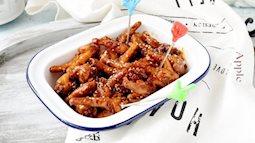 Chân gà ngâm sốt ớt Hàn Quốc, bạn tự làm còn ngon hơn ngoài quán