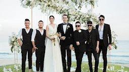 Hoa hậu Hoàn vũ Thái Lan vô cùng lộng lẫy khi diện váy cưới của NTK Đỗ Mạnh Cường